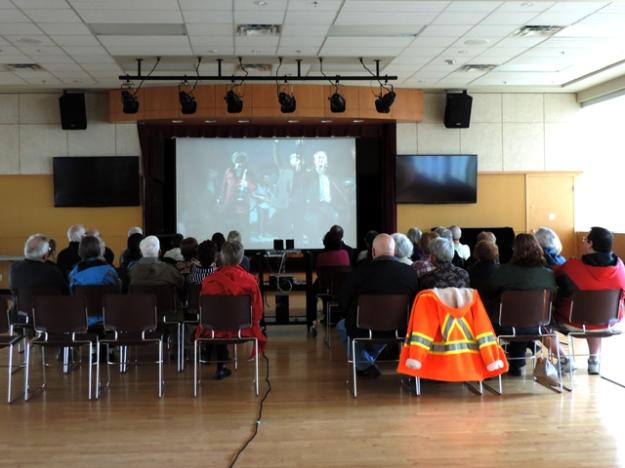 UOGB Film Premiere at Glen Pine Pavilion